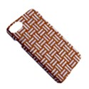 WOVEN1 WHITE MARBLE & RUSTED METAL Apple iPhone 8 Hardshell Case View5