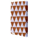 TRIANGLE3 WHITE MARBLE & RUSTED METAL Apple iPad 3/4 Hardshell Case View3