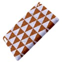 TRIANGLE3 WHITE MARBLE & RUSTED METAL Apple iPad 3/4 Hardshell Case View4