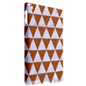 TRIANGLE3 WHITE MARBLE & RUSTED METAL Apple iPad 3/4 Hardshell Case (Compatible with Smart Cover) View2