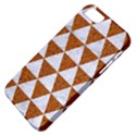 TRIANGLE3 WHITE MARBLE & RUSTED METAL Apple iPhone 5 Classic Hardshell Case View4