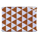 TRIANGLE3 WHITE MARBLE & RUSTED METAL Apple iPad Mini Hardshell Case View1