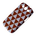 TRIANGLE3 WHITE MARBLE & RUSTED METAL Samsung Galaxy S III Classic Hardshell Case (PC+Silicone) View4