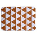 TRIANGLE3 WHITE MARBLE & RUSTED METAL Kindle Fire HD 8.9  View1
