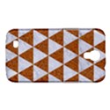 TRIANGLE3 WHITE MARBLE & RUSTED METAL Samsung Galaxy Mega 6.3  I9200 Hardshell Case View1
