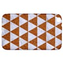 TRIANGLE3 WHITE MARBLE & RUSTED METAL Samsung Galaxy Tab 3 (8 ) T3100 Hardshell Case  View1