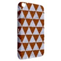 TRIANGLE3 WHITE MARBLE & RUSTED METAL Samsung Galaxy Tab 3 (8 ) T3100 Hardshell Case  View2
