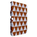 TRIANGLE3 WHITE MARBLE & RUSTED METAL Samsung Galaxy Tab 3 (10.1 ) P5200 Hardshell Case  View2