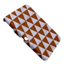 TRIANGLE3 WHITE MARBLE & RUSTED METAL Samsung Galaxy Tab 3 (10.1 ) P5200 Hardshell Case  View5