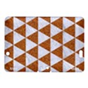 TRIANGLE3 WHITE MARBLE & RUSTED METAL Kindle Fire HDX 8.9  Hardshell Case View1