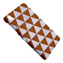 TRIANGLE3 WHITE MARBLE & RUSTED METAL Samsung Galaxy Tab Pro 8.4 Hardshell Case View4