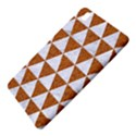 TRIANGLE3 WHITE MARBLE & RUSTED METAL Samsung Galaxy Tab Pro 8.4 Hardshell Case View5