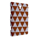 TRIANGLE3 WHITE MARBLE & RUSTED METAL Samsung Galaxy Tab S (8.4 ) Hardshell Case  View3