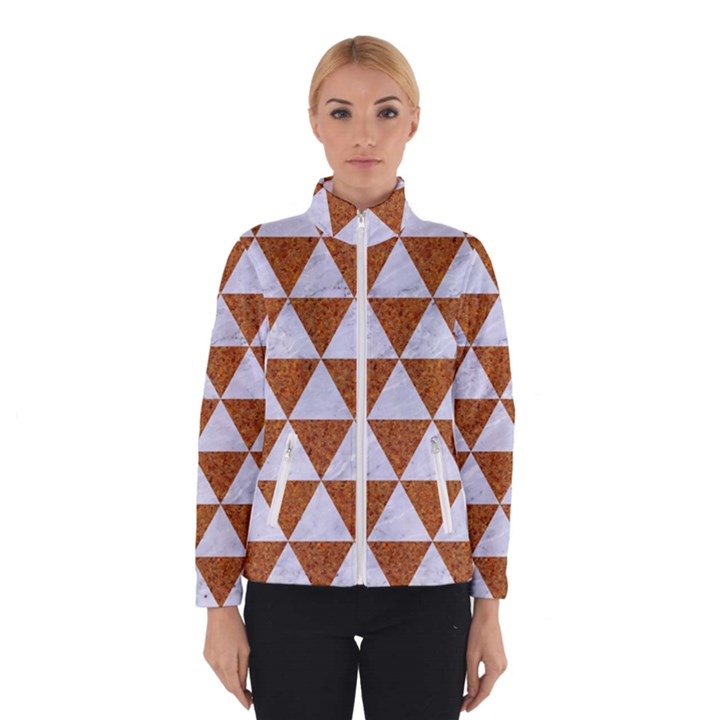 TRIANGLE3 WHITE MARBLE & RUSTED METAL Winterwear