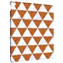 TRIANGLE3 WHITE MARBLE & RUSTED METAL Apple iPad Pro 12.9   Hardshell Case View2