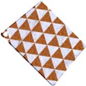 TRIANGLE3 WHITE MARBLE & RUSTED METAL Apple iPad Pro 12.9   Hardshell Case View4