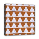 TRIANGLE2 WHITE MARBLE & RUSTED METAL Multi Function Bag View1