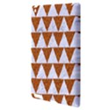 TRIANGLE2 WHITE MARBLE & RUSTED METAL Apple iPad 3/4 Hardshell Case View3