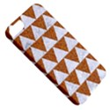 TRIANGLE2 WHITE MARBLE & RUSTED METAL Apple iPhone 5 Classic Hardshell Case View5