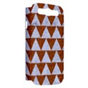 TRIANGLE2 WHITE MARBLE & RUSTED METAL Samsung Galaxy S III Hardshell Case (PC+Silicone) View2