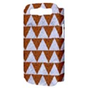 TRIANGLE2 WHITE MARBLE & RUSTED METAL Samsung Galaxy S III Hardshell Case (PC+Silicone) View3