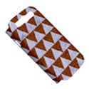 TRIANGLE2 WHITE MARBLE & RUSTED METAL Samsung Galaxy S III Hardshell Case (PC+Silicone) View5