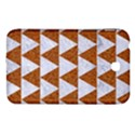 TRIANGLE2 WHITE MARBLE & RUSTED METAL Samsung Galaxy Tab 3 (7 ) P3200 Hardshell Case  View1