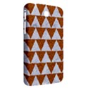 TRIANGLE2 WHITE MARBLE & RUSTED METAL Samsung Galaxy Tab 3 (7 ) P3200 Hardshell Case  View2