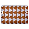 TRIANGLE2 WHITE MARBLE & RUSTED METAL Amazon Kindle Fire HD (2013) Hardshell Case View1