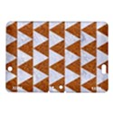 TRIANGLE2 WHITE MARBLE & RUSTED METAL Kindle Fire HDX 8.9  Hardshell Case View1