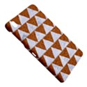 TRIANGLE2 WHITE MARBLE & RUSTED METAL Samsung Galaxy Tab Pro 8.4 Hardshell Case View4