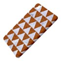 TRIANGLE2 WHITE MARBLE & RUSTED METAL Samsung Galaxy Tab Pro 8.4 Hardshell Case View5