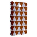 TRIANGLE2 WHITE MARBLE & RUSTED METAL Samsung Galaxy Tab 4 (7 ) Hardshell Case  View3
