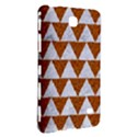 TRIANGLE2 WHITE MARBLE & RUSTED METAL Samsung Galaxy Tab 4 (8 ) Hardshell Case  View3