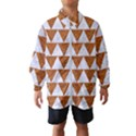 TRIANGLE2 WHITE MARBLE & RUSTED METAL Wind Breaker (Kids) View1