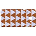 TRIANGLE2 WHITE MARBLE & RUSTED METAL Samsung C9 Pro Hardshell Case  View1