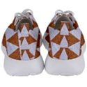 TRIANGLE2 WHITE MARBLE & RUSTED METAL Men s Lightweight Sports Shoes View4