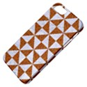 TRIANGLE1 WHITE MARBLE & RUSTED METAL Apple iPhone 5 Classic Hardshell Case View4