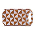 TRIANGLE1 WHITE MARBLE & RUSTED METAL Samsung Galaxy S III Hardshell Case (PC+Silicone) View1