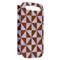 TRIANGLE1 WHITE MARBLE & RUSTED METAL Samsung Galaxy S III Hardshell Case (PC+Silicone) View2