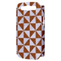 TRIANGLE1 WHITE MARBLE & RUSTED METAL Samsung Galaxy S III Hardshell Case (PC+Silicone) View3