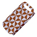 TRIANGLE1 WHITE MARBLE & RUSTED METAL Samsung Galaxy S III Hardshell Case (PC+Silicone) View4