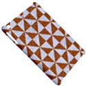 TRIANGLE1 WHITE MARBLE & RUSTED METAL Apple iPad Mini Hardshell Case View5