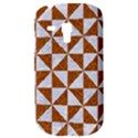 TRIANGLE1 WHITE MARBLE & RUSTED METAL Galaxy S3 Mini View3