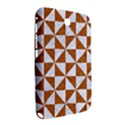 TRIANGLE1 WHITE MARBLE & RUSTED METAL Samsung Galaxy Note 8.0 N5100 Hardshell Case  View2