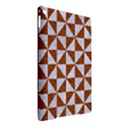 TRIANGLE1 WHITE MARBLE & RUSTED METAL iPad Air 2 Hardshell Cases View2