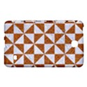 TRIANGLE1 WHITE MARBLE & RUSTED METAL Samsung Galaxy Tab 4 (8 ) Hardshell Case  View1