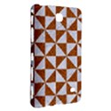 TRIANGLE1 WHITE MARBLE & RUSTED METAL Samsung Galaxy Tab 4 (8 ) Hardshell Case  View3