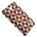 TRIANGLE1 WHITE MARBLE & RUSTED METAL Samsung Galaxy Tab 4 (8 ) Hardshell Case  View5