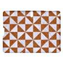 TRIANGLE1 WHITE MARBLE & RUSTED METAL Samsung Galaxy Tab S (10.5 ) Hardshell Case  View1